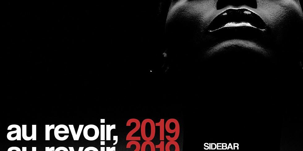 Au revoir, 2019 NYE 2020 event