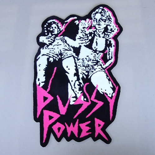 Pussy Power Rug