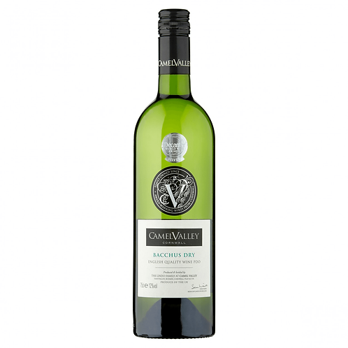 CAMEL VALLEY BACCHUS DRY, ENGLAND
