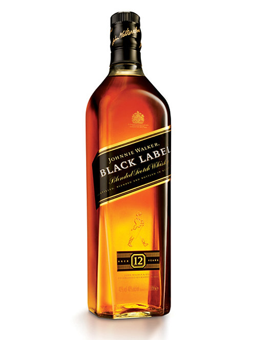JOHNNIE WALKER BLACK