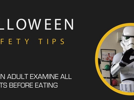6 Safety tips for Halloween