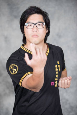 Practical Wing Chun instructor Clem