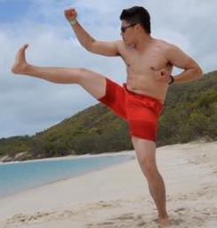 Practical Wing Chun instructorSteven