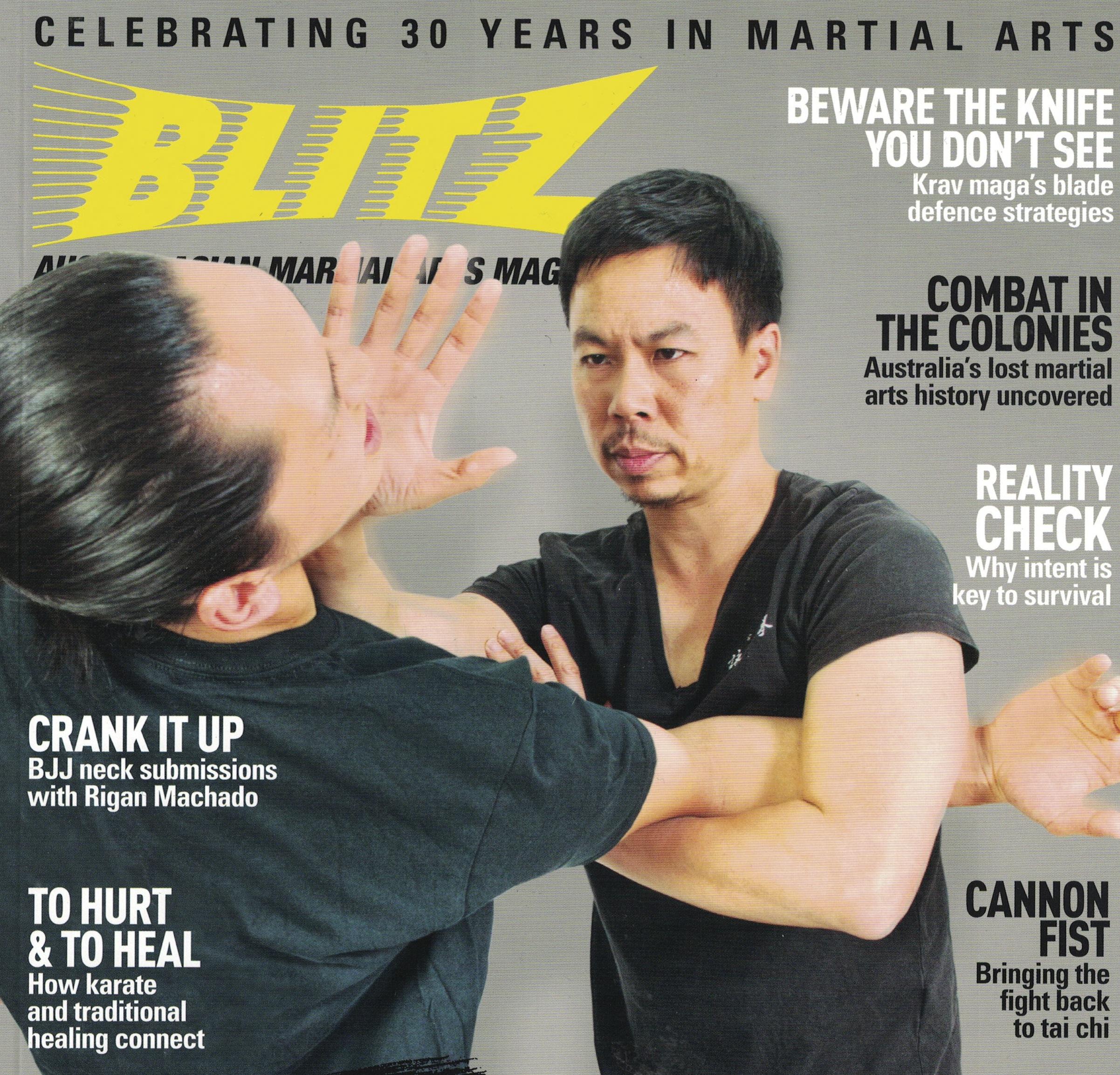 Practical Wing Chun Blitz Jack Leung