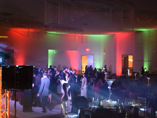Why hiring a professional lighting rental company for your event!!