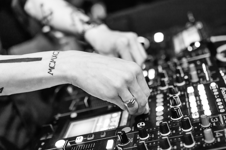 Professional Desi DJ