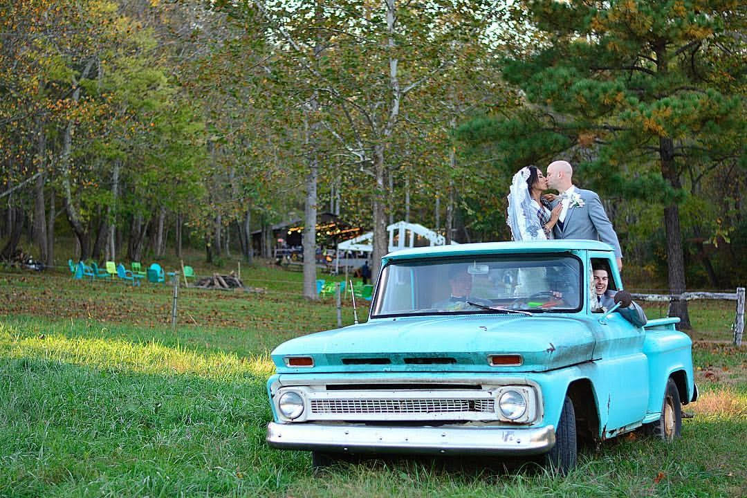 The Groom & Bride Ride