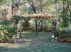 The Arbor in Bloom