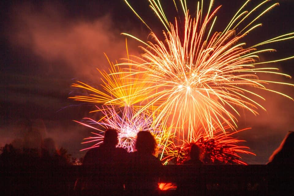 Jake & Dan & Fireworks
