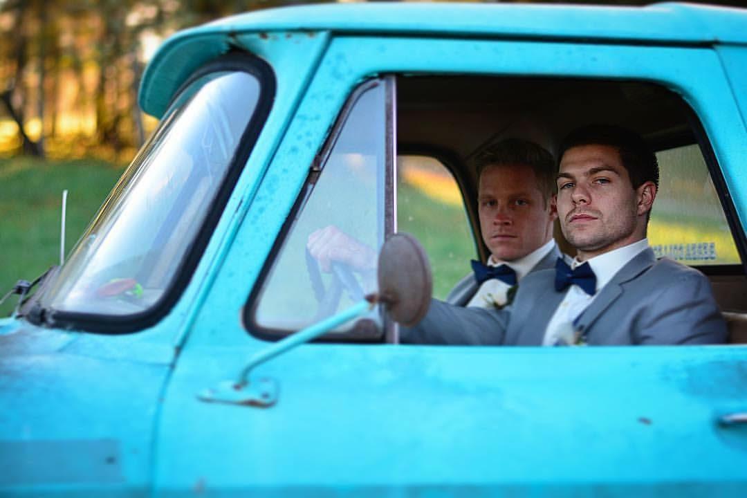 Groom's Men Truckin'