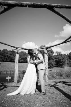 Roza & Harold's Lakeside Vows
