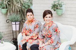 Bridesmaids Chillin'