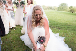 Laura With Ring Bearer
