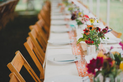 A Reception - Family Style