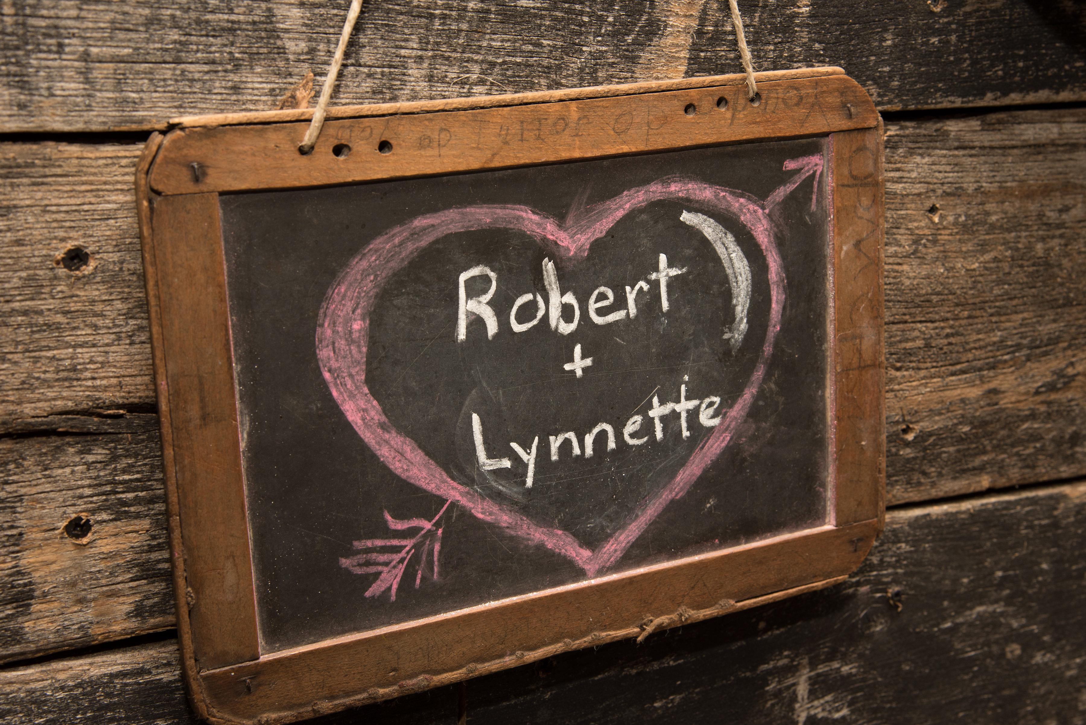 Robert and Lynette