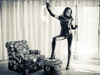 Incredible Photo Shoot with Jill Sutherland
