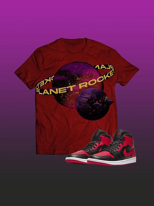 Red PR Shirt 2
