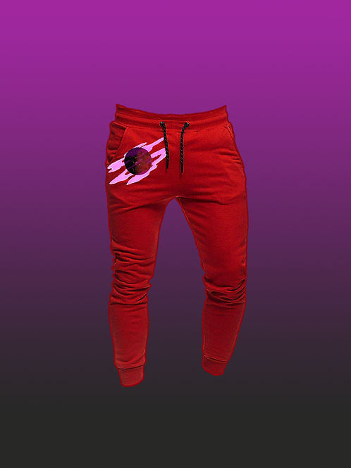 Red PR Joggers #2