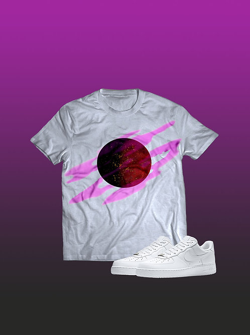 White PR Shirt #2