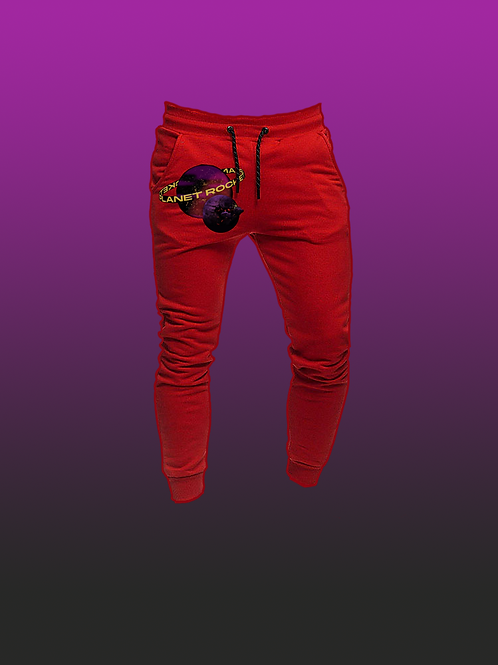 Red PR Joggers