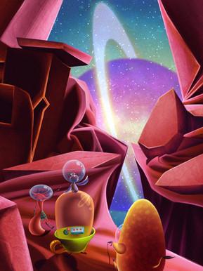 O'Shea's Space Adventure