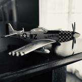 Toy P51 Reference
