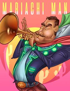 Mariachi Man