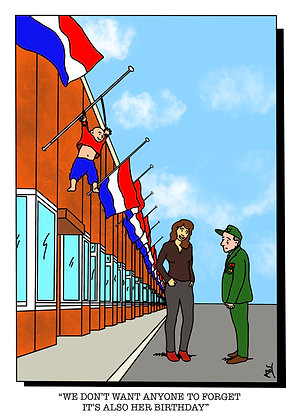 Original Bespoke Cartoon - Digital Cartoon (Jpeg)
