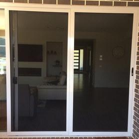 Supascreen Double Stacker Doors