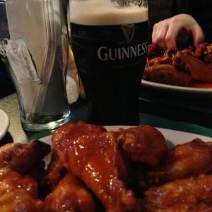 Guinness Wings