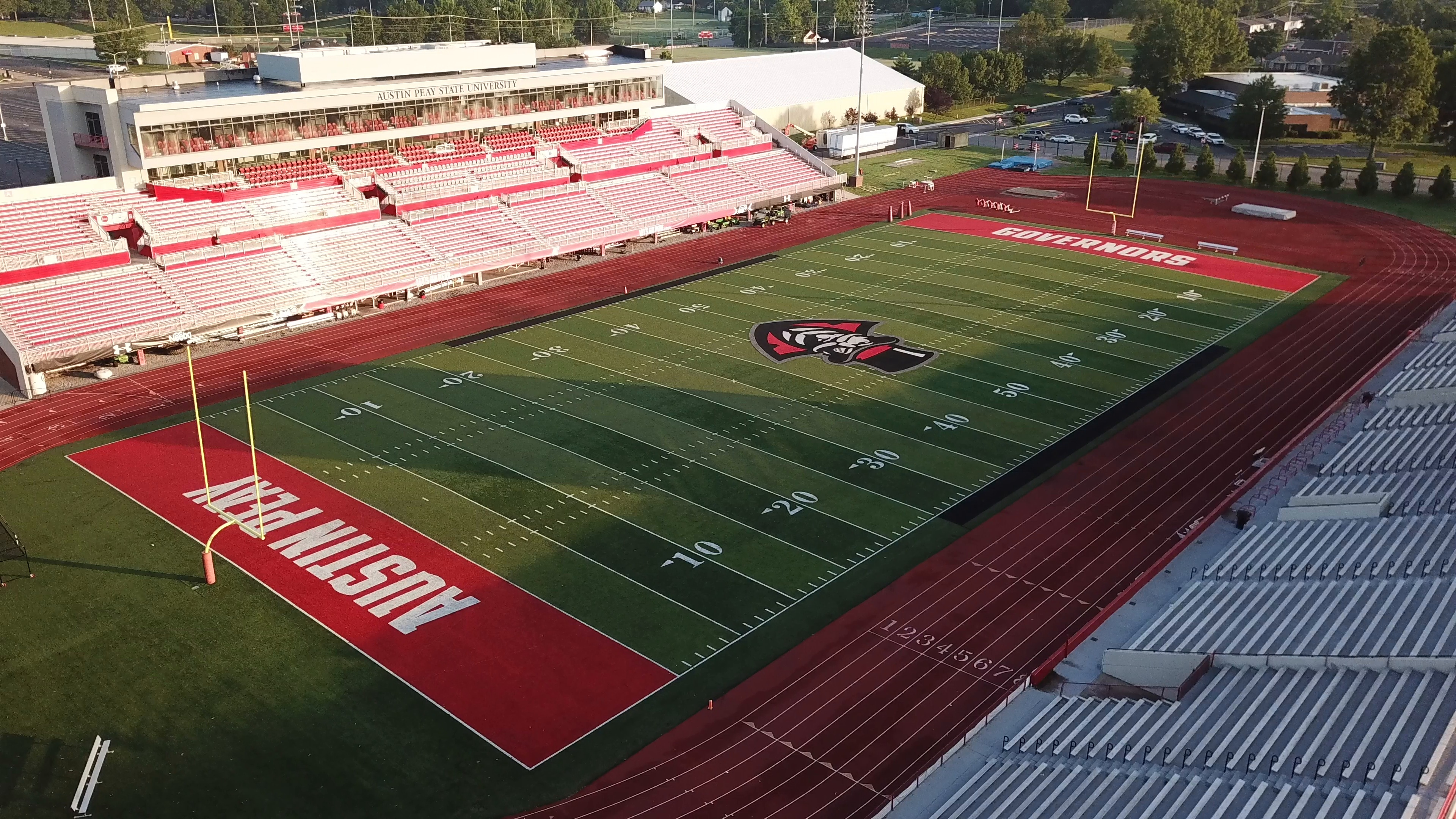 APSU Football Stadium Clarksville,TN
