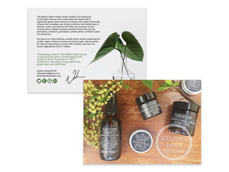 The Willows Bark -Wild Crafted Skin Care