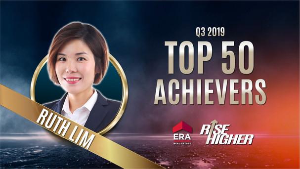 Ruth Lim Q3 2019 Top 50 Achiever