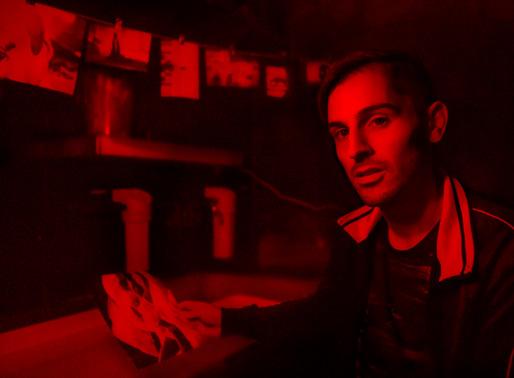 Red Water | Darkroom Shoot