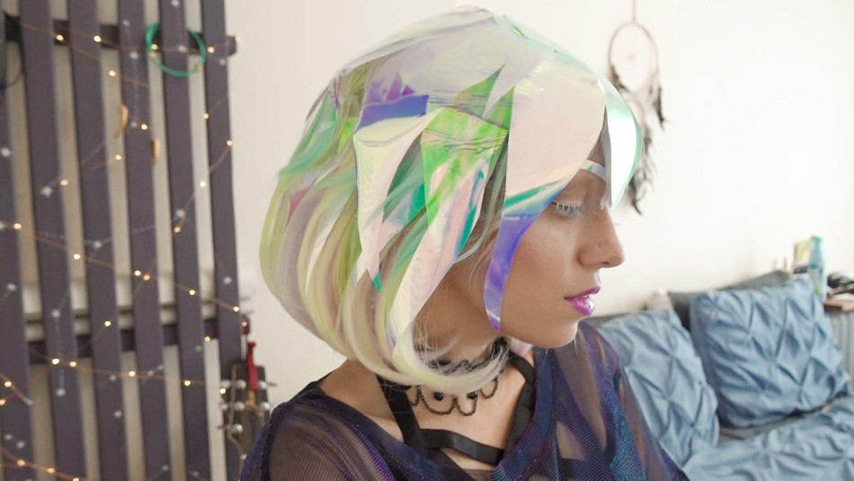 Land of the Lustrous Diamond Cosplay Wig
