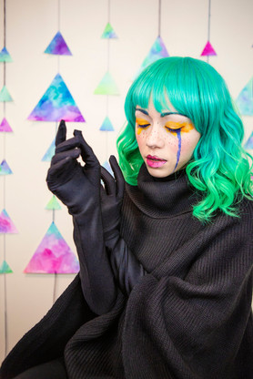 Gris Game Cosplay