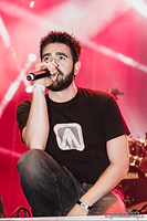 Juanjo Carrasco Angulo Inverso Pangea Fiestas de Torrejón rock metal festivales de rock