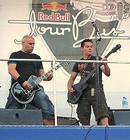 Sonisphere red bull tour bus last international tour Iván de la Cruz Borja de la Cruz Diaz Ángulo Inverso Rock metal conciertos fiestas de torrejon festivales en españa mejor rock
