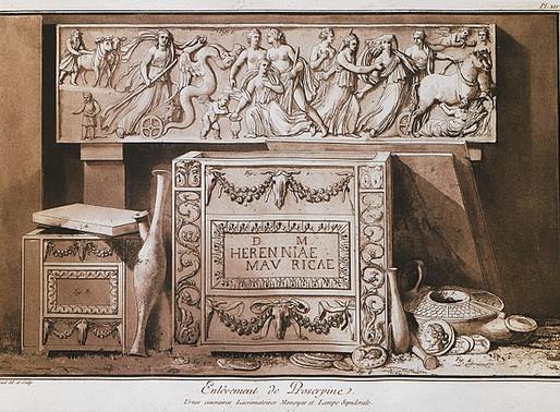 Partie 2/5 (Te) Saxa loquuntur. Une analogie entre la psychanalyse freudienne et l'archéologie.