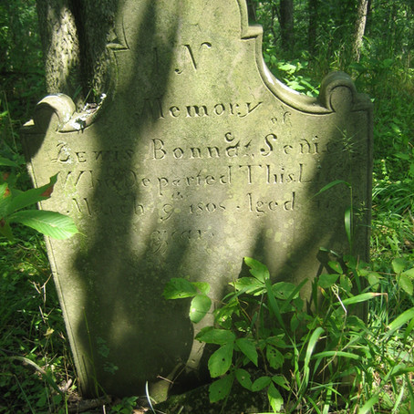 Gravehopping Tales: Searching for the Hidden