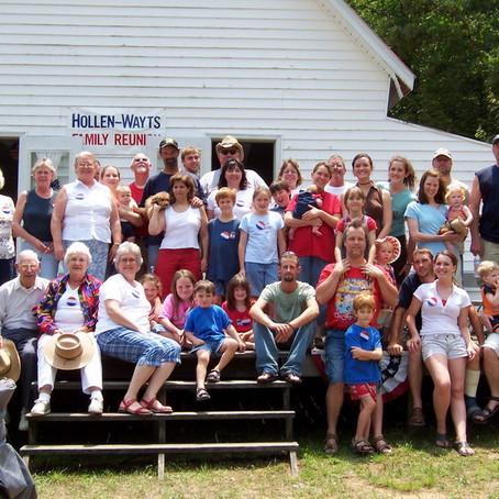 2006 Hollen Family Reunion