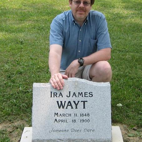 My First Case: Ira James Wayt