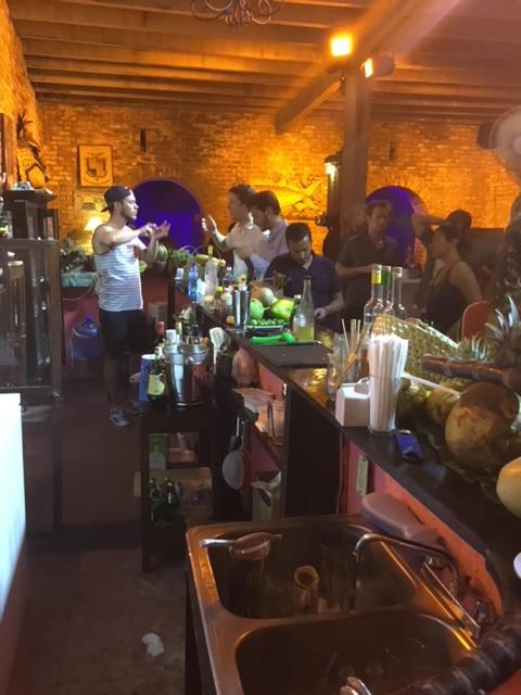 Hotel Florita's Bar