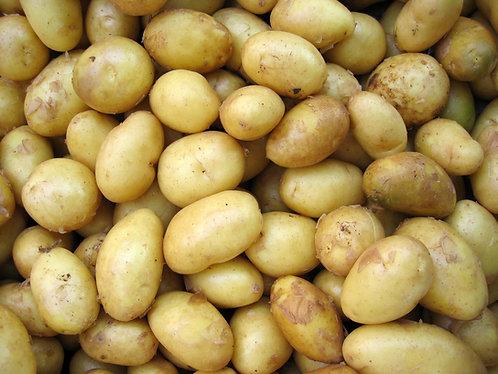 Organic Potatoes Baker Washed (2 units) (£1.65/kg)