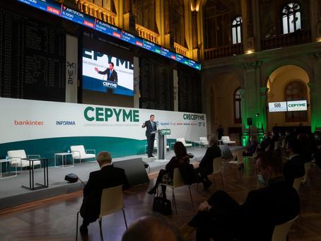 Electrofil recibe el reconocimiento CEPYME500