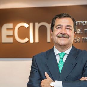 Luis Collado, elegido vicepresidente de Cepyme en representación de CEIM