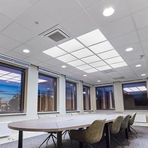 Nueva Generación del Panel LED Fino Performer de OPPLE,mayor eficacia y flujo luminoso