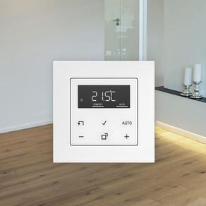 JUNG añade control de temperatura a su sistema LB Management de gestión de luces y persianas
