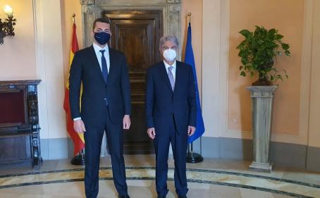Threeline como ejemplo de relación comercial entre Castilla-La Mancha e Italia