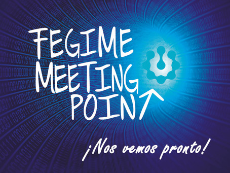 Aplazamiento Fegime Meeting Point 2020
